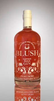 Gin: Blush Gin - Rhubarb infused