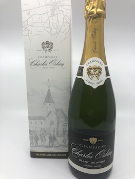 Sparkling Wines: Champagne  Orban Blanc de Noirs  Brut N.V (gift box included)