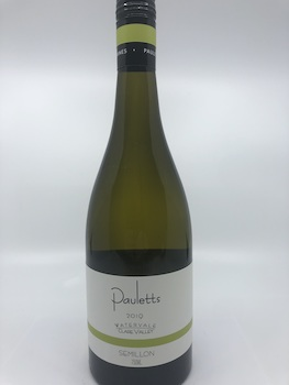 Other Whites: Pauletts Watervale Clare Valley Semillon 2019