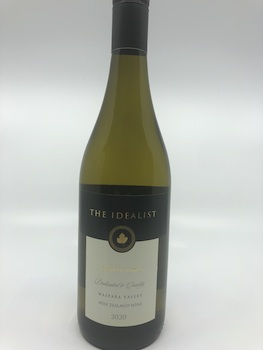 Pinot Gris - New Zealand-France-Italy: The Idealist Waipara Valley Pinot Gris 2020
